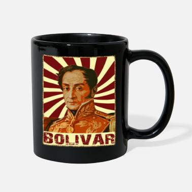 Simon Bolivar Simon Bolivar T Shirts - Full Color Mug