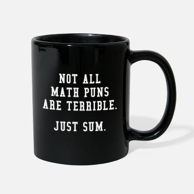 Just Math Puns - Full Color Mug