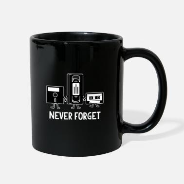 Miner Never Forget Very Funny - Full Color Mug