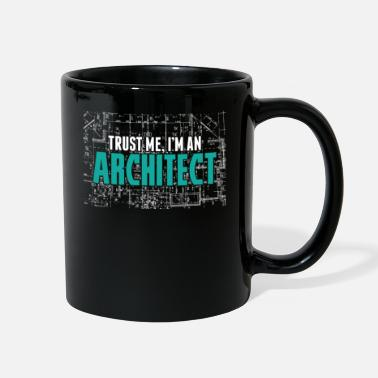 Mathematics Architect Architecture - Full Color Mug