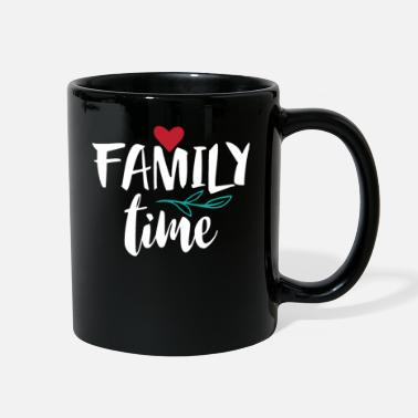 Evening Familytime Family Family Gift - Full Color Mug