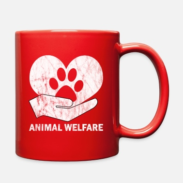 Animal Welfare animal welfare - Full Color Mug