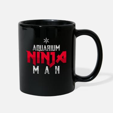 Aquarium Aquarium Ninjaman - Full Color Mug