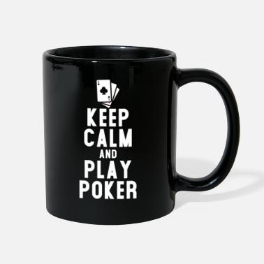 Play play poker - Full Color Mug