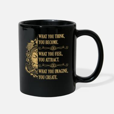 Buddhist Buddhist Wisdom - Full Color Mug