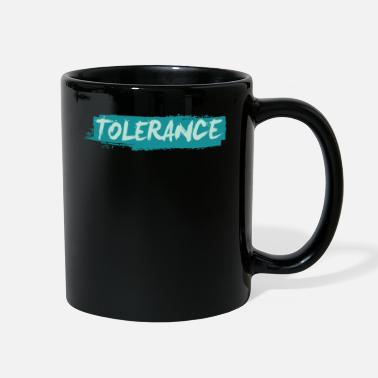 Philosophy Tolerance Anti-Racist Equality Afro Cool Gift - Full Color Mug