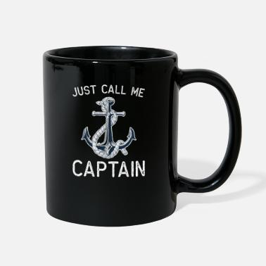 Skipper Sailing Skipper - Full Color Mug