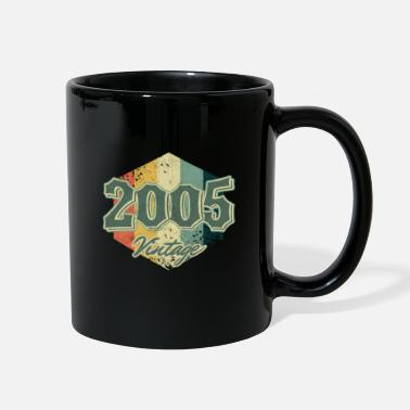 2005 14th Birthday Celebration Gift 2005 Vintage Retro - Full Color Mug
