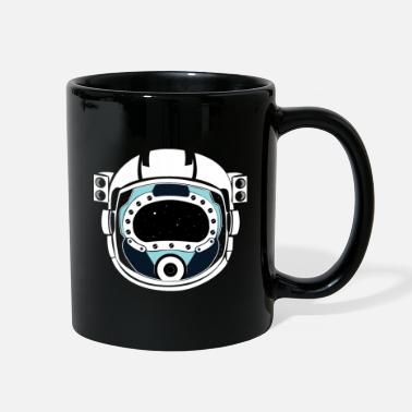 Diving Helmet Astronaut Dive Helmet - Full Color Mug