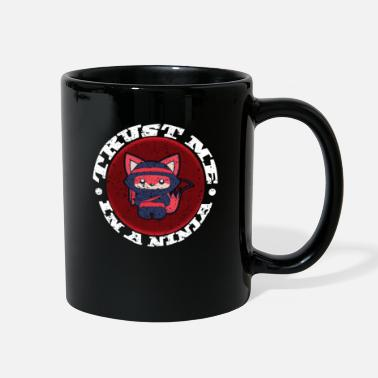 Karate Ninja - Full Color Mug