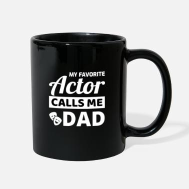 Motion Acting Actor Actress Dad Fathers Day Gift - Full Color Mug