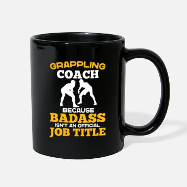Grappling Grappling - Full Color Mug