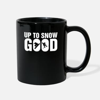 Diamond Funny Snowboarding Gift I Snowboard Snowboarder - Full Color Mug