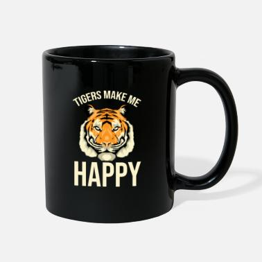 Kings Tiger Head - Full Color Mug