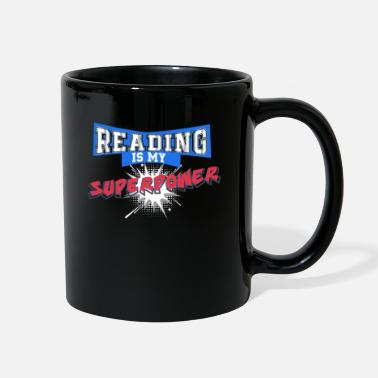 Superpower Reading Is My Superpower - Full Color Mug