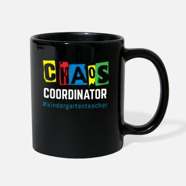 Care Coordinator Chaos Coordinator - Full Color Mug