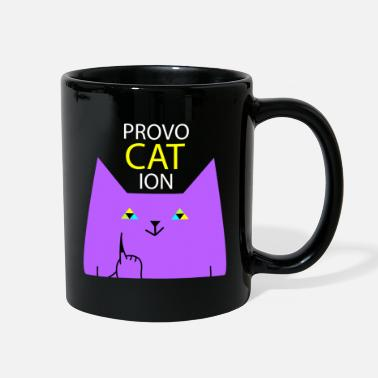 Provocation Provocation cat - Full Color Mug