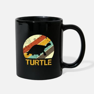 Reptile Turtle beach booty Lake - Full Color Mug