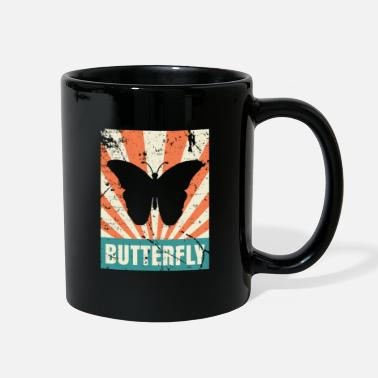 Insect Butterfly Summer Sun Wonderful - Full Color Mug