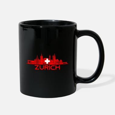 Made In Switzerland Zurich Switzerland gift - Full Color Mug
