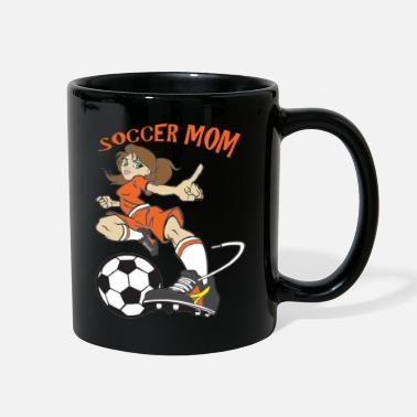 Balonpie SOCCER MOM - Full Color Mug