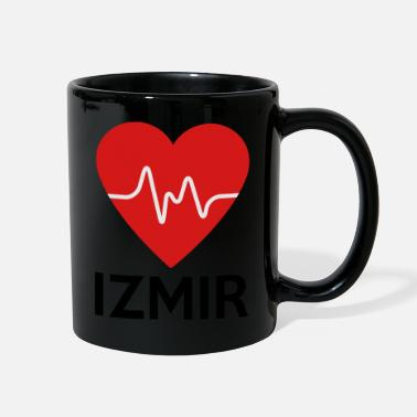 Izmir Heart Izmir - Full Color Mug