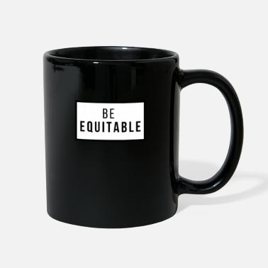 Equitation be equitable - Full Color Mug