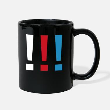 Exclamation Mark exclamation mark - Full Color Mug