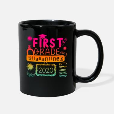 Grade First Grade Quarantined 2020 Grade - Full Color Mug