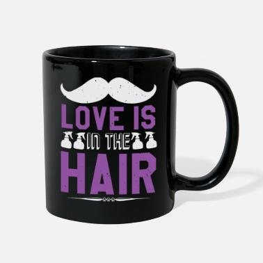 Blade Barber Shop Haircut beard Hairdresser Gift - Full Color Mug