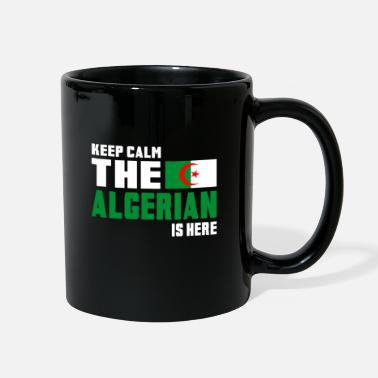 North Africa Keep calm Algeria / Gift Flag North Africa - Full Color Mug