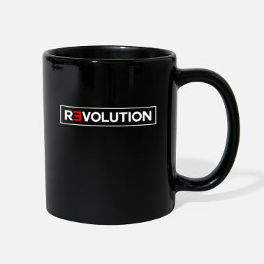 Revolution Revolution - Full Color Mug