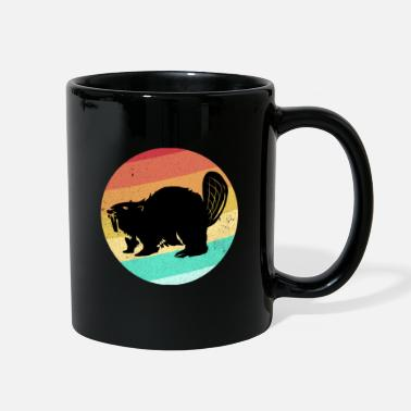 Beaver Beaver - Full Color Mug