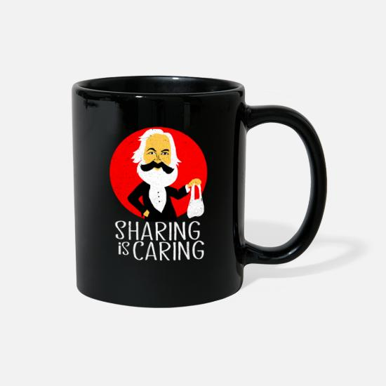 Social Mugs & Drinkware - Communism - Full Color Mug black