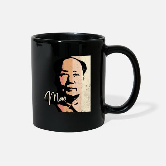 Leftist Mugs & Drinkware - Communism - Full Color Mug black