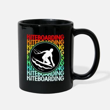 Kiteboard Kiteboard - Full Color Mug