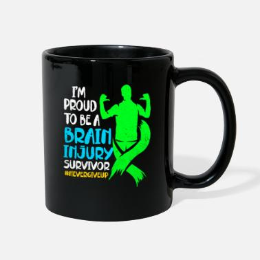 Injury Brain Injury - Full Color Mug