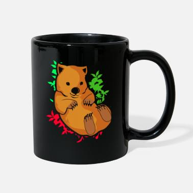 Marsupial Wombat Marsupial Australia Animal Outback - Full Color Mug