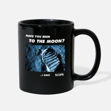 System Solar System Scope : Have you been to the Moon - Full Color Mug