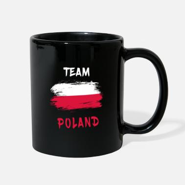 Polish Designs Team Poland / Flag - Full Color Mug