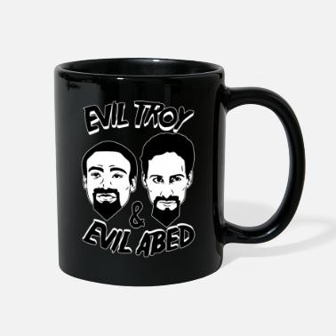 Evil Evil And Evil - Full Color Mug