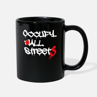 Occupy Wall Street occupy wall street - Full Color Mug