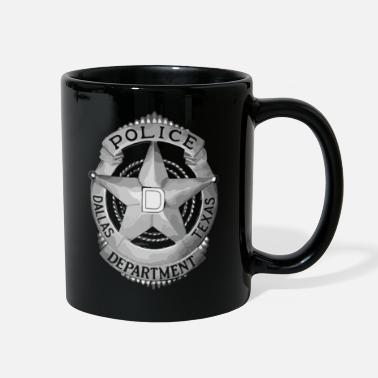 Police Department POLICE DALIAS DEPARTMENT TEXAS - Full Color Mug