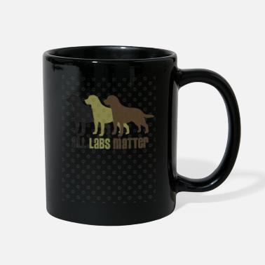 All Labs Matter - Full Color Mug