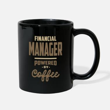 Financial Crisis Financial Manager - Full Color Mug