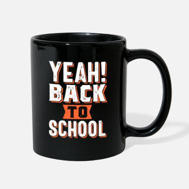 Back Yard Yeah! Back To School - Full Color Mug
