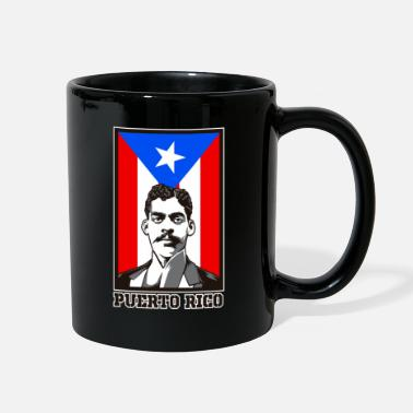 Puerto Rico Arturo Alfonso Schomburg - Historian And Activist - Full Color Mug