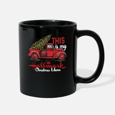 Movie This Is My Hallmark Christmas Movies - Full Color Mug