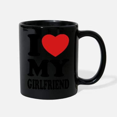 I Love My Girlfriend I love my girlfriend - Full Color Mug