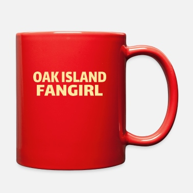 Island OAK ISLAND / TREASURE HUNTING: Oak Island - Full Color Mug